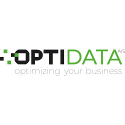 Branding og logo for Optidata
